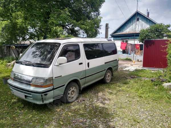Toyota Hiace, 1992 год, 130 000 руб.