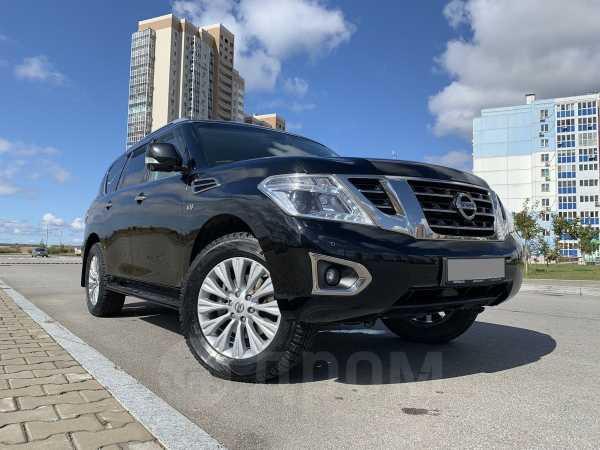 Nissan Patrol, 2014 год, 2 280 000 руб.
