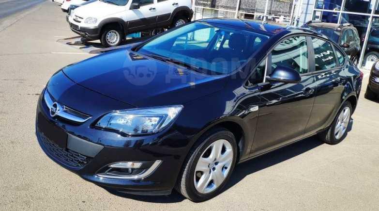Opel Astra, 2012 год, 639 900 руб.