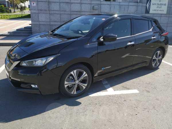 Nissan Leaf, 2019 год, 1 480 000 руб.