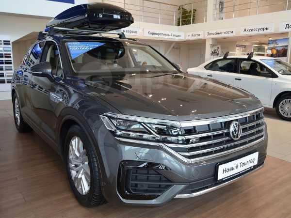 Volkswagen Touareg, 2019 год, 4 876 000 руб.