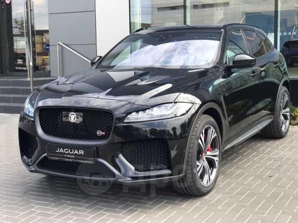 Jaguar F-Pace, 2019 год, 7 676 000 руб.