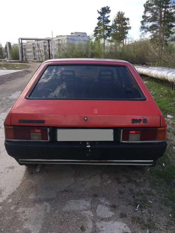 Москвич 2141, 1990 год, 10 000 руб.