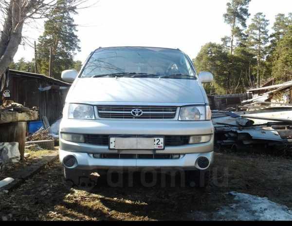 Toyota Hiace Regius, 1999 год, 485 000 руб.