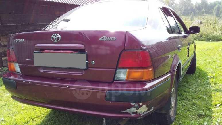 Toyota Tercel, 1995 год, 120 000 руб.