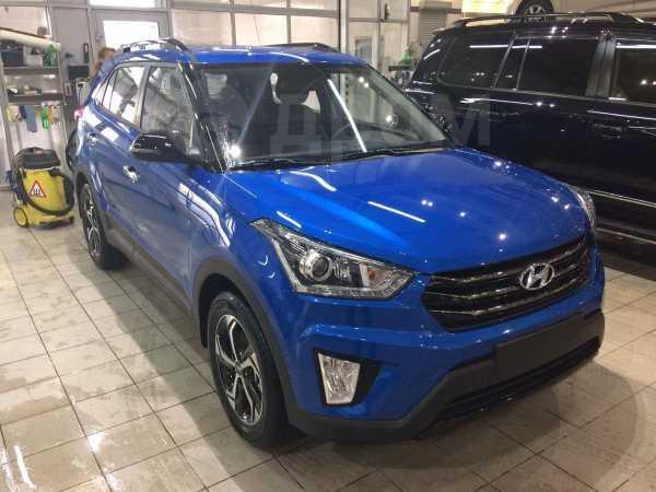 Hyundai Creta, 2019 год, 1 500 000 руб.