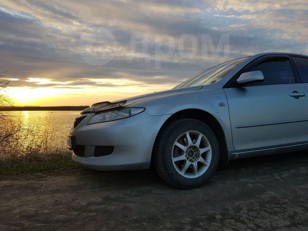 Mazda Mazda6, 2004 год, 265 000 руб.