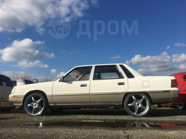 Mitsubishi Debonair, 1989 год, 650 000 руб.