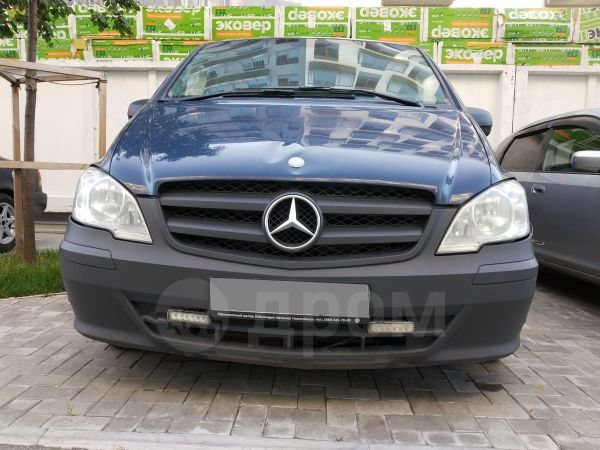 Mercedes-Benz Vito, 2011 год, 555 000 руб.