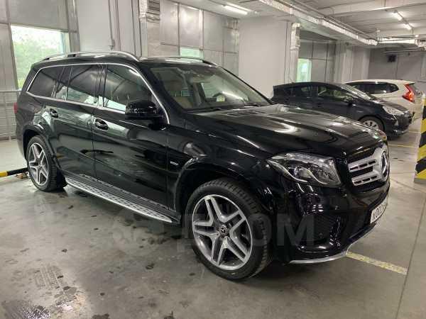 Mercedes-Benz GLS-Class, 2018 год, 4 750 000 руб.