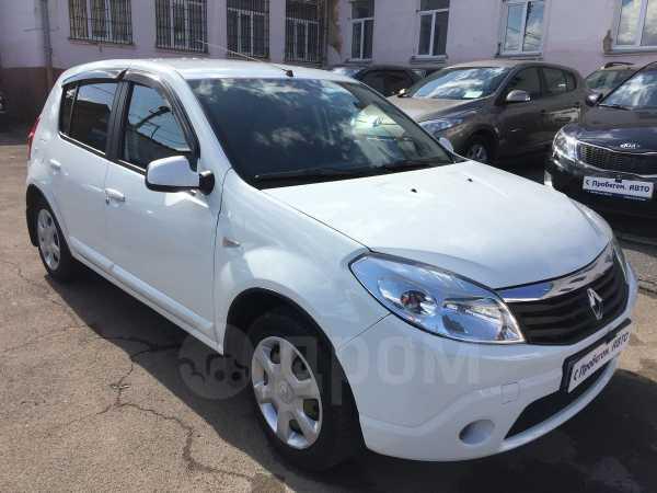 Renault Sandero, 2013 год, 359 500 руб.