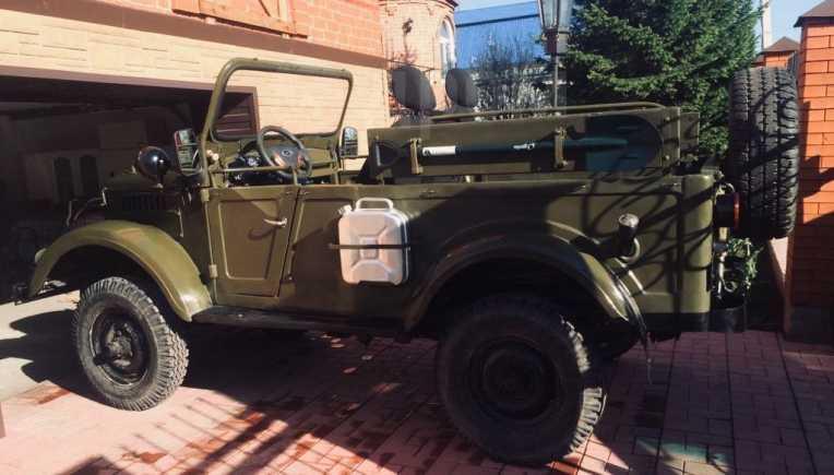 ГАЗ 69, 1962 год, 330 000 руб.