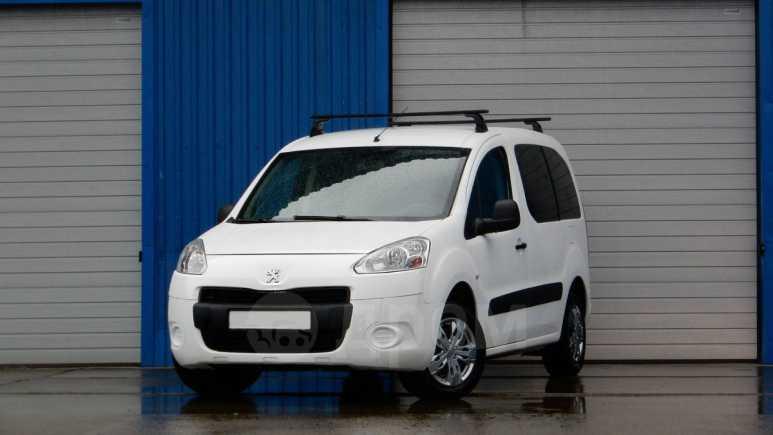 Peugeot Partner Tepee, 2012 год, 419 196 руб.