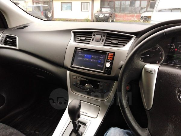 Nissan Sylphy, 2015 год, 760 000 руб.