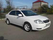 Омск Corolla 2001