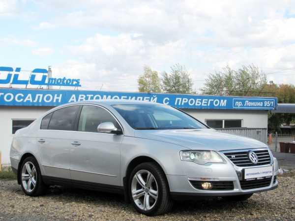 Volkswagen Passat, 2007 год, 429 900 руб.
