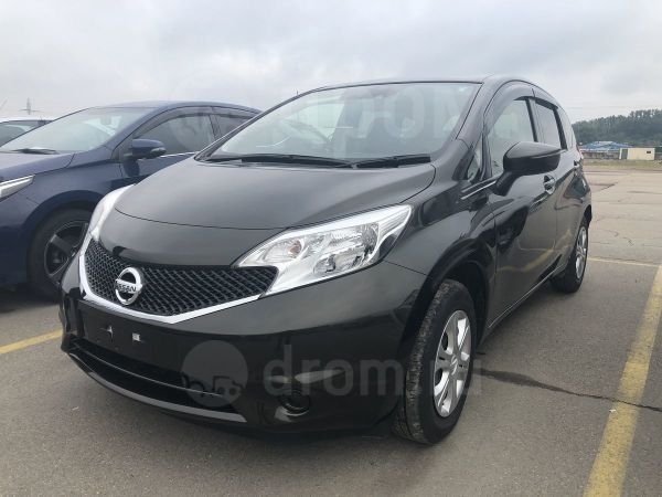Nissan Note, 2016 год, 600 000 руб.