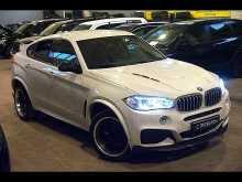 Мурманск BMW X6 2016