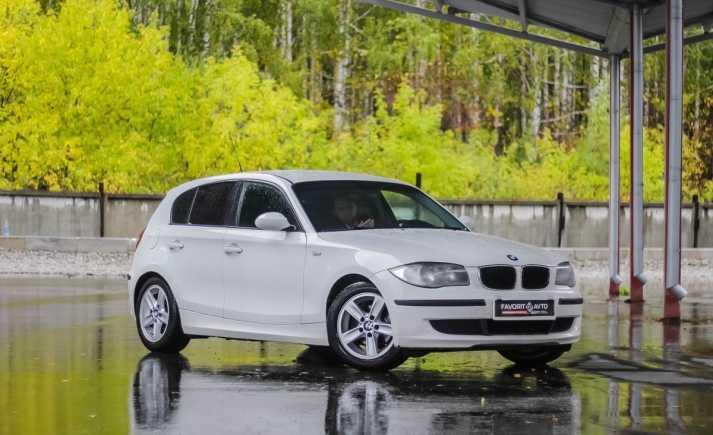 BMW 1-Series, 2009 год, 419 000 руб.