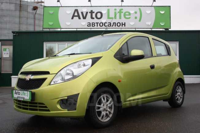 Chevrolet Spark, 2012 год, 329 000 руб.