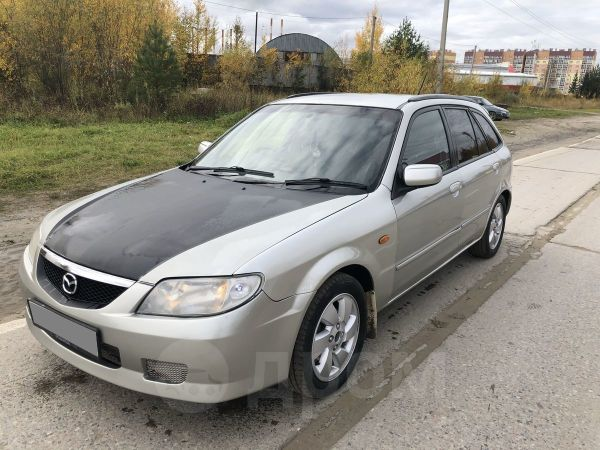 Mazda Familia S-Wagon, 2001 год, 95 000 руб.