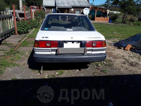 Toyota Corona, 1986 год, 38 000 руб.