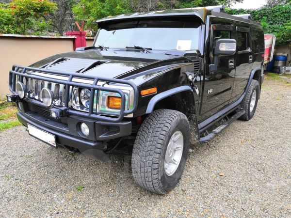 Hummer H2, 2007 год, 1 450 000 руб.