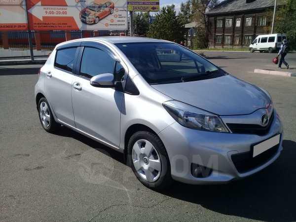 Toyota Vitz, 2012 год, 400 000 руб.
