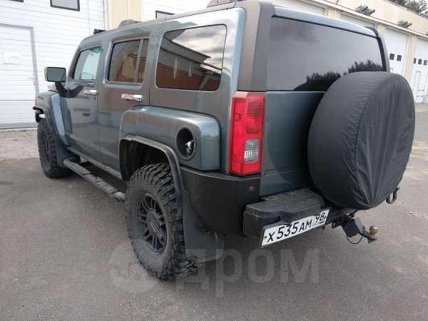 Hummer H3, 2008 год, 800 000 руб.
