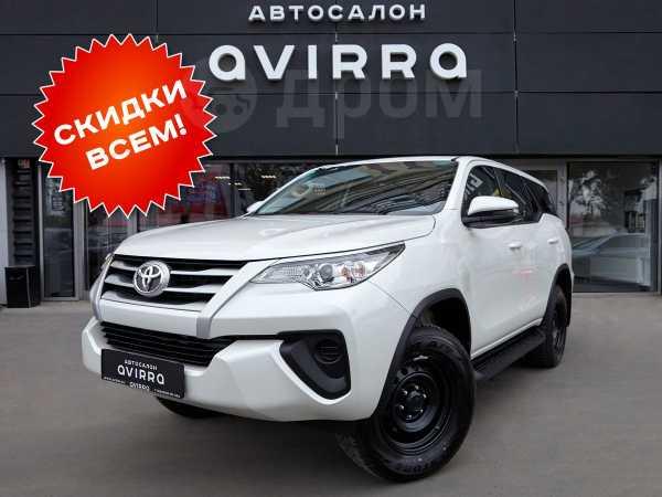 Toyota Fortuner, 2019 год, 2 370 000 руб.
