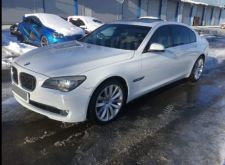 Салехард BMW 7-Series 2011