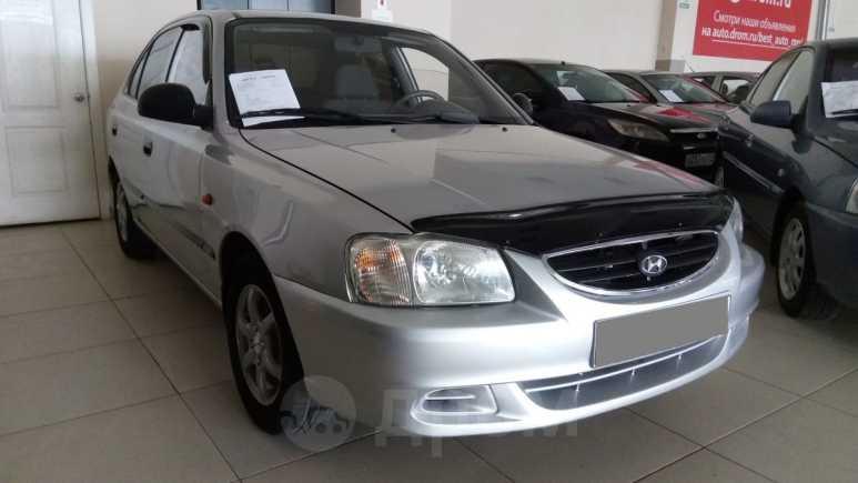 Hyundai Accent, 2005 год, 238 000 руб.
