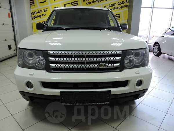 Land Rover Range Rover Sport, 2008 год, 980 000 руб.