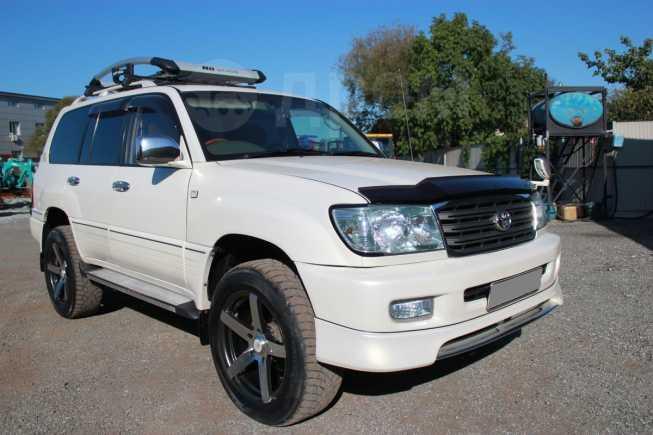 Toyota Land Cruiser, 1998 год, 1 320 000 руб.