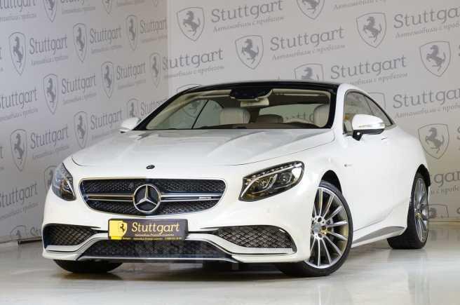 Mercedes-Benz S-Class, 2016 год, 6 500 000 руб.