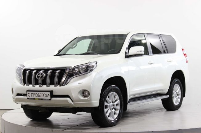 Toyota Land Cruiser Prado, 2014 год, 2 100 000 руб.