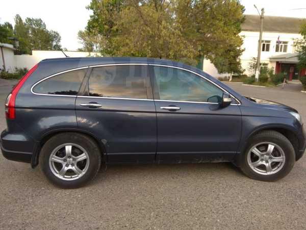 Honda CR-V, 2008 год, 660 000 руб.