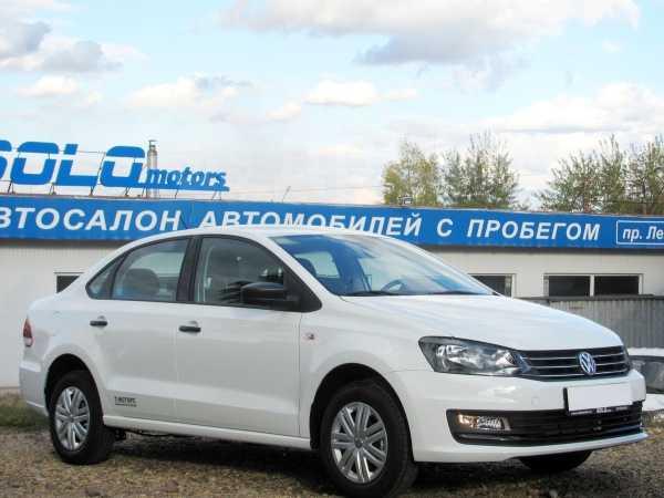Volkswagen Polo, 2019 год, 679 900 руб.