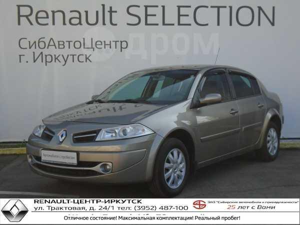 Renault Megane, 2008 год, 367 000 руб.