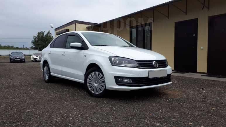 Volkswagen Polo, 2017 год, 615 000 руб.