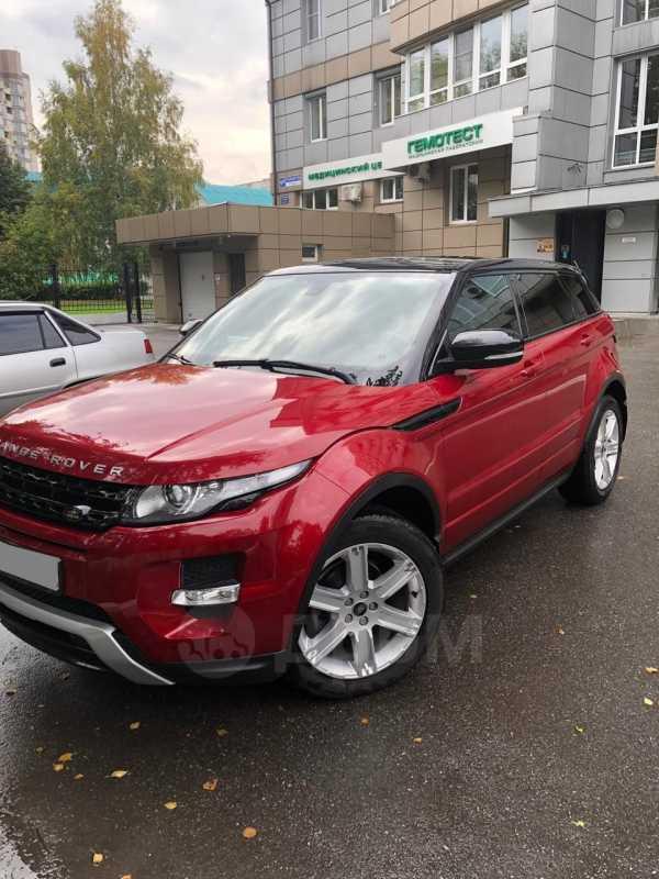 Land Rover Range Rover Evoque, 2013 год, 1 380 000 руб.