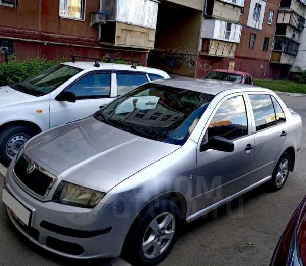 Skoda Fabia, 2005 год, 205 000 руб.