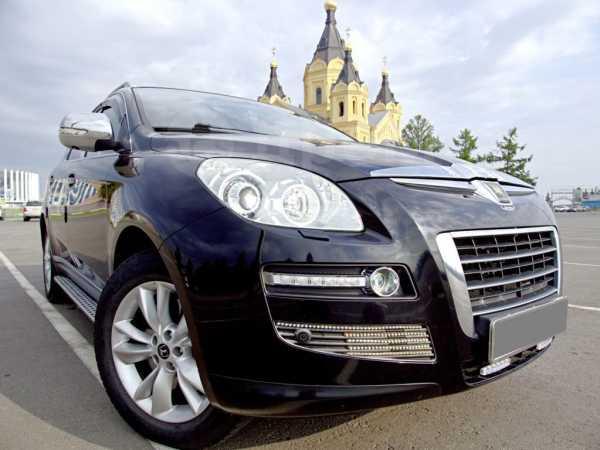 Luxgen 7 SUV, 2015 год, 880 000 руб.