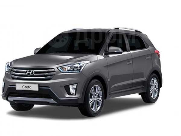 Hyundai Creta, 2019 год, 1 306 070 руб.