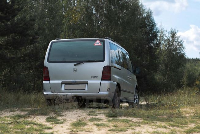 Mercedes-Benz Vito, 1997 год, 255 000 руб.