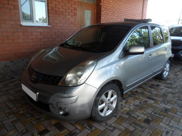 Nissan Note, 2008 год, 354 000 руб.