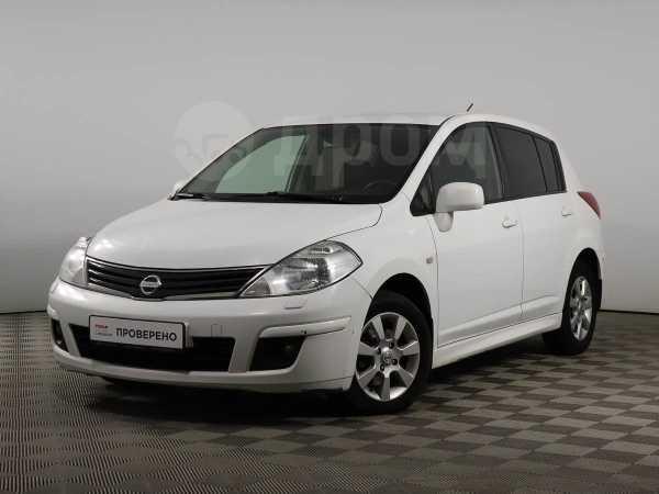 Nissan Tiida, 2012 год, 439 000 руб.