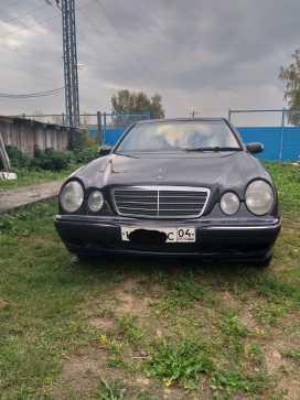 Горно-Алтайск E-Class 1999