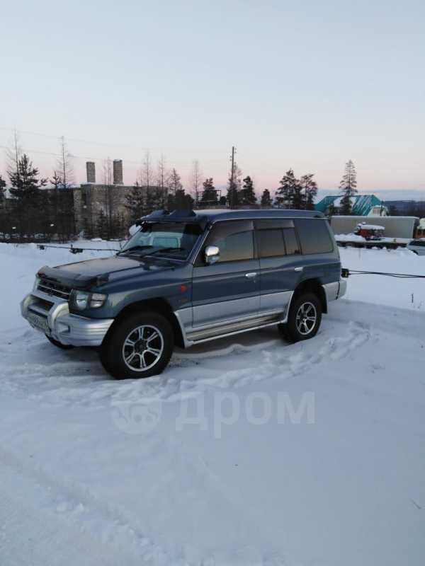 Mitsubishi Pajero, 1992 год, 450 000 руб.