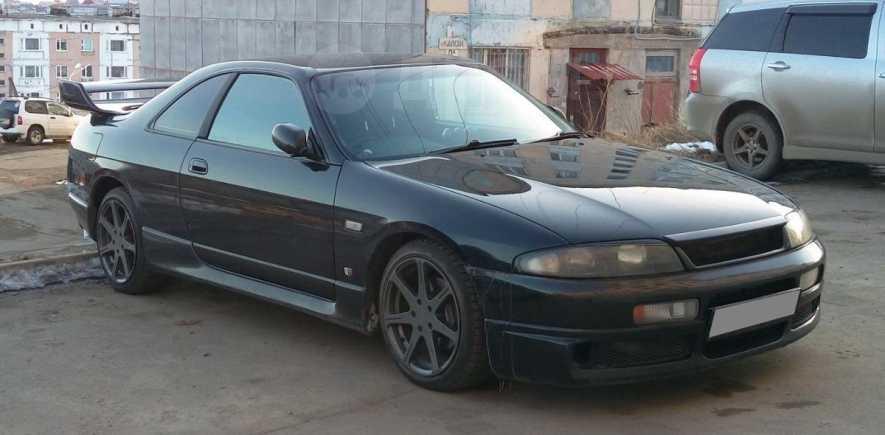 Nissan Skyline, 1988 год, 310 000 руб.